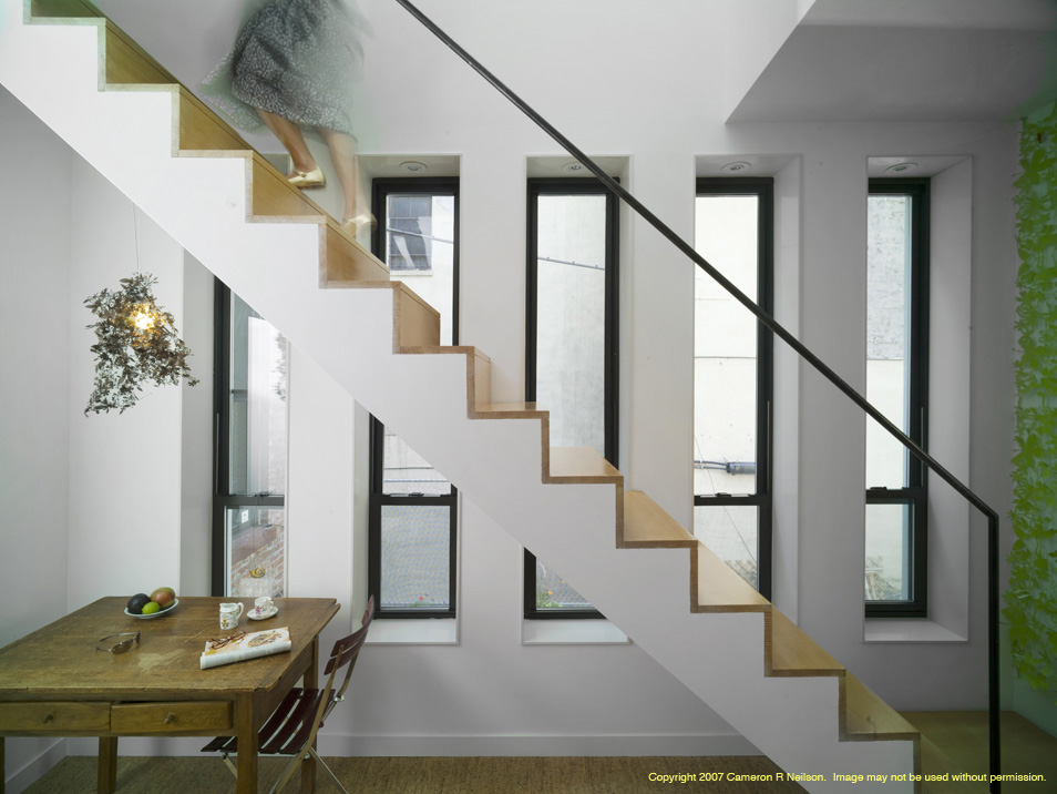Front Studio Architects: Harlem remodel