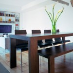 Finley Residence - Brian Moon Table